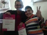 Андрија Јашаревић освојио прву награду у Београду!